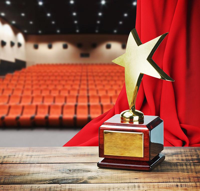 Star award for service